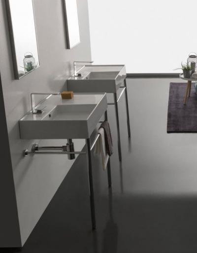 Scarabeo Teorema 2.0 i nowoczesne urządzenia sanitarne