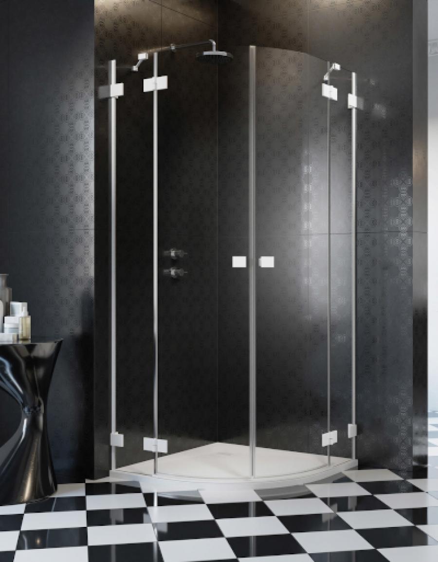 Kabina prysznicowa Radaway Essenza Pro White – biała alternatywa  stylowych wnętrz!