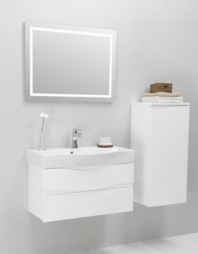 Meble łazienkowe stworzone z myślą o idealnej łazience z Antado Wave