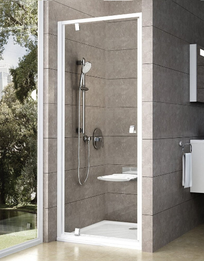 Ravak Pivot – drzwi i kabiny prysznicowe do nowoczesnego wnętrza