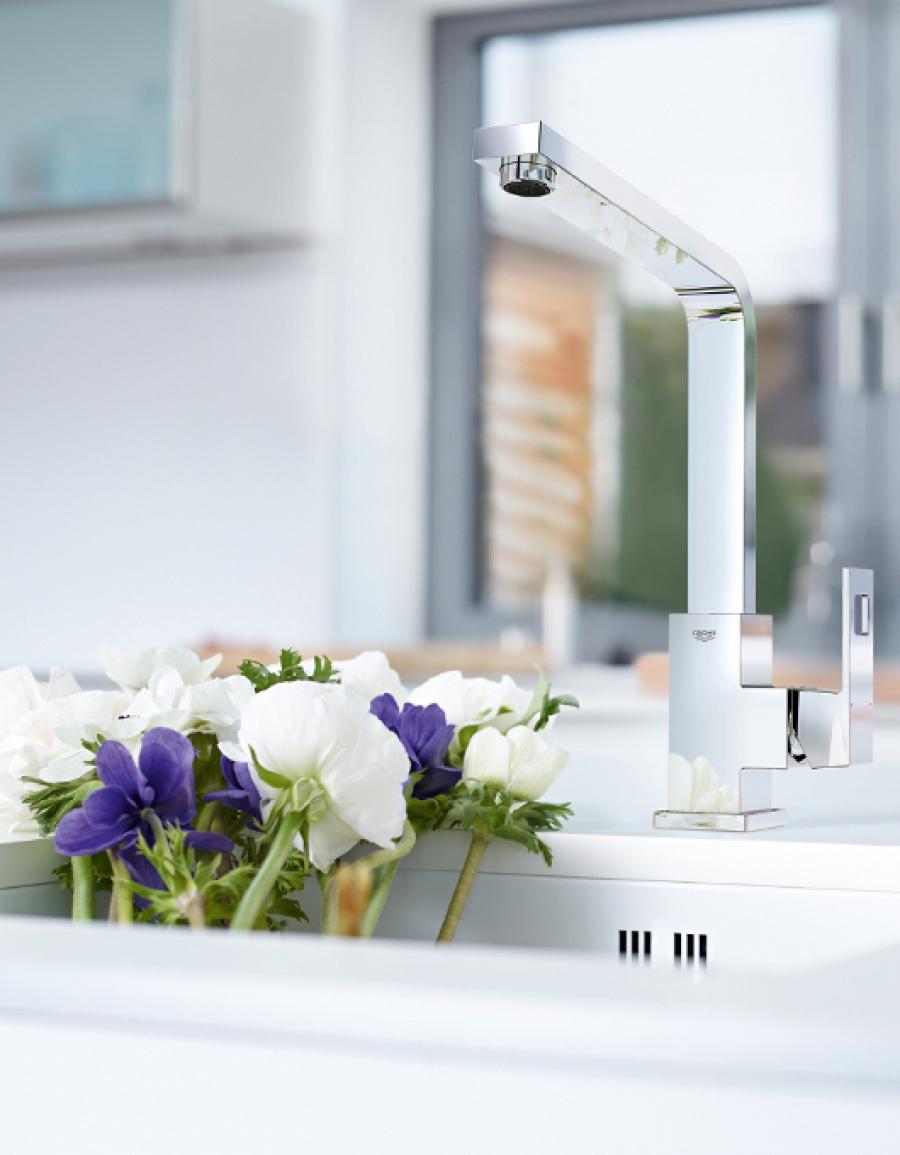 Grohe Eurocube - nowoczesny styl w Twojej łazience. Test i opinie eksperta