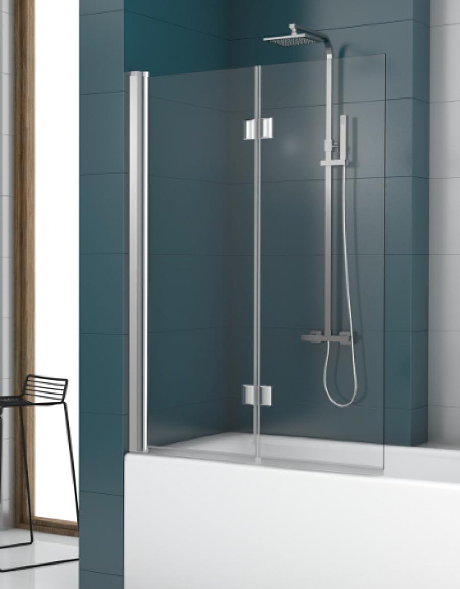 TOP 8 Parawany nawannowe. Jak z wanny zrobić prysznic? Ranking: najlepsze parawany wannowe!