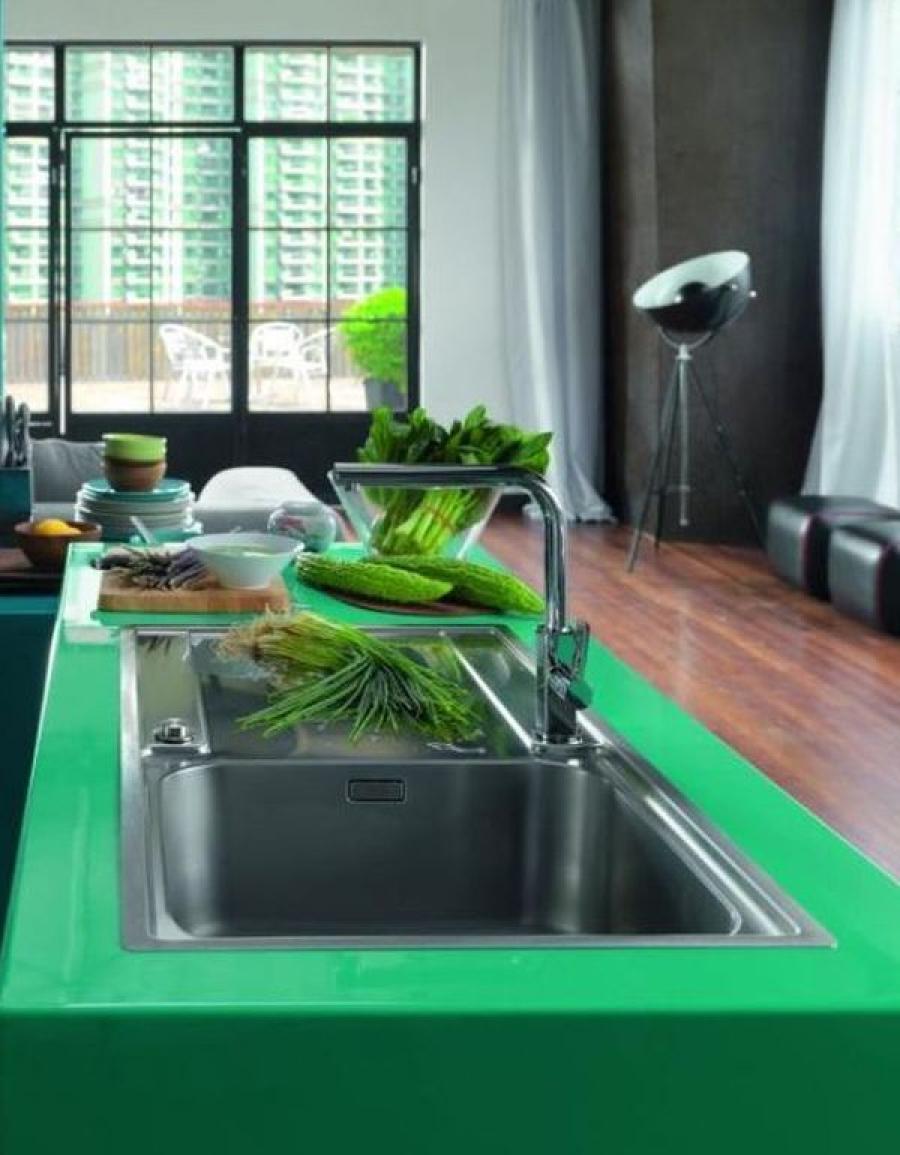 Franke Maris – bateria kuchenna oraz zlewozmywak o wielu obliczach