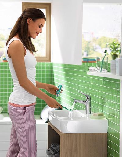 Hansgrohe Novus – baterie umywalkowe, baterie wannowe i armatura do nowoczesnej łazienki