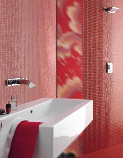 14 pomysłów: czerwona łazienka! Podpowiadamy, jak ją urządzić?