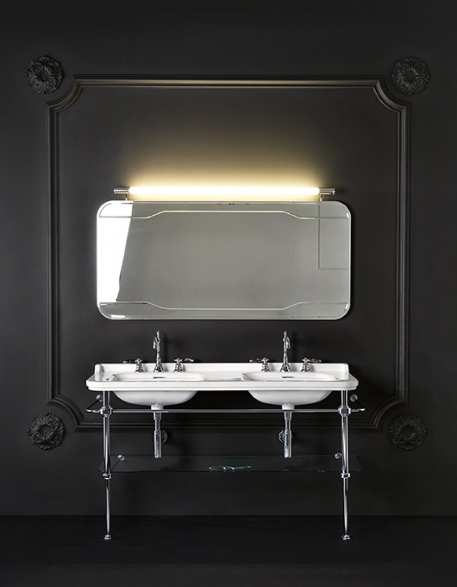 Kerasan Waldorf do łazienki retro!
