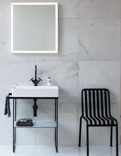 Duravit DuraSquare – prostokątna umywalka i wanna w nowoczesnym stylu