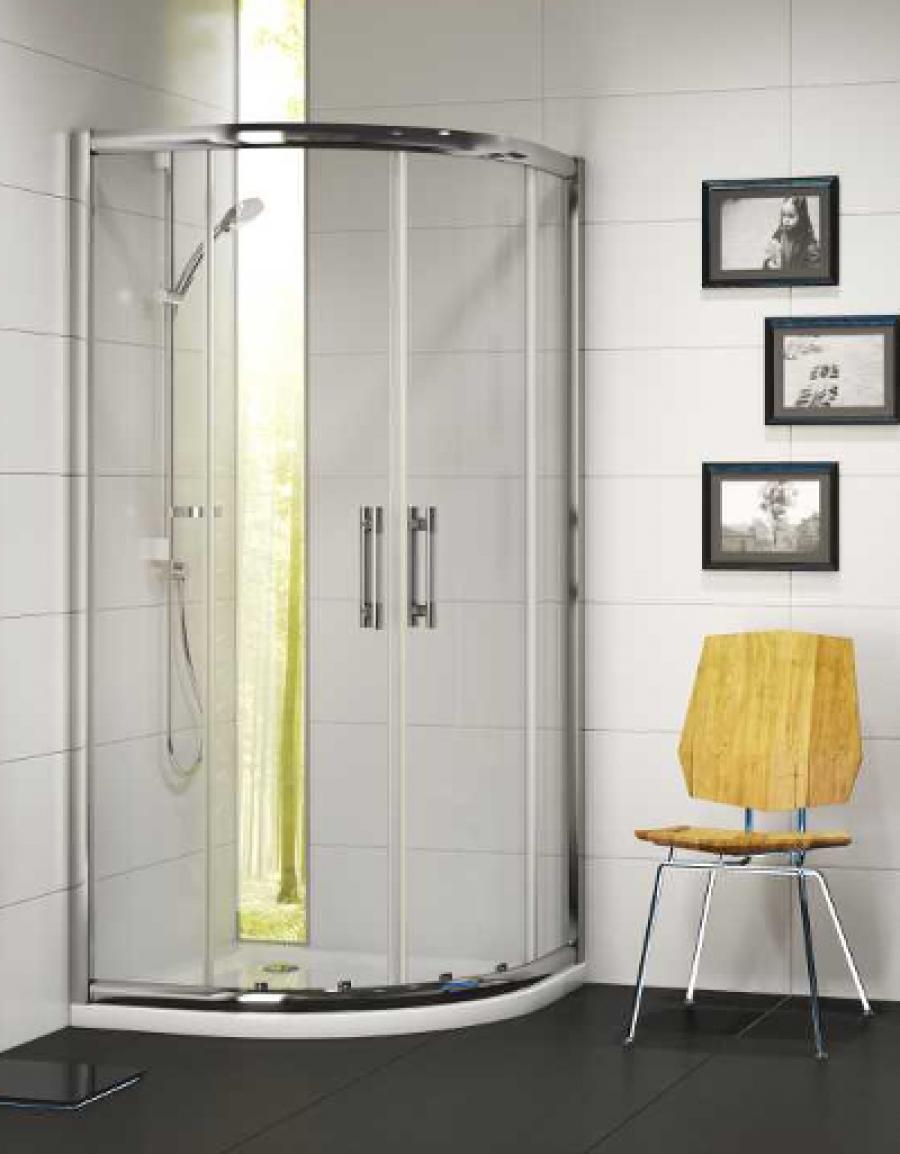 TOP 9 – najlepsza kabina prysznicowa 90x90 półokrągła