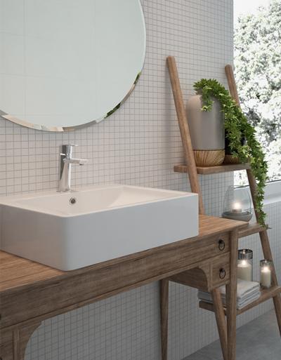 Deante Arnika i styl hygge w łazience