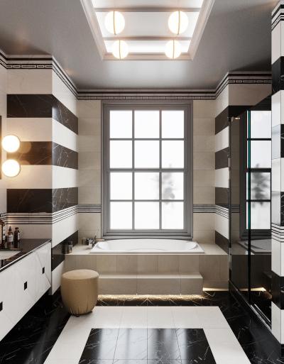 Jak obliczyć płytki do łazienki? Wyliczenie płytek na m2