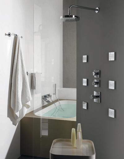 FAQ Bateria termostatyczna z której strony ciepła woda?