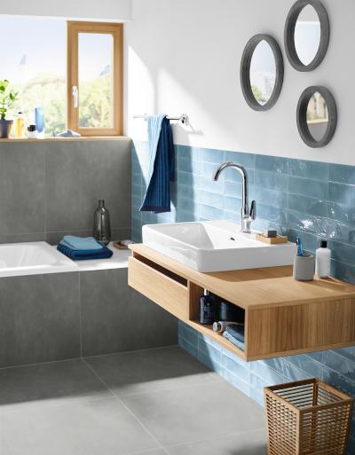 6 sposobów na to, jak optycznie powiększyć łazienkę