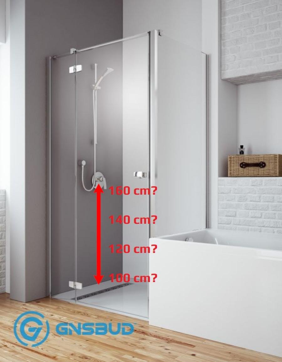 Na jakiej wysokości bateria prysznicowa? Forum, Blog, Opinie, Normy w łazience tylko na www.Gnsbud.pl!