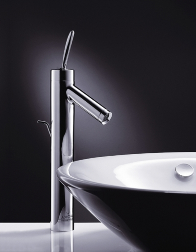 Axor Starck, czyli nowoczesne łazienki z baterią umywalkową od Philippe Starck. Test i opinie eksperta