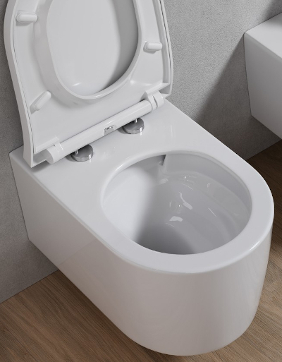 Miska WC Cersanit i technologia StreamOn – innowacje do Twojej łazienki!