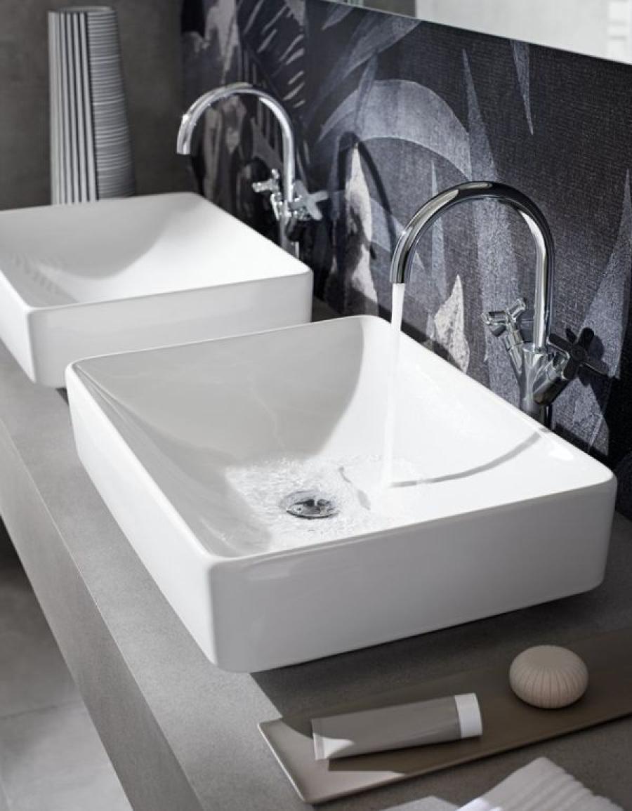 Koło Variform – umywalka nablatowa, umywalka podblatowa, umywalka wpuszczana w blat