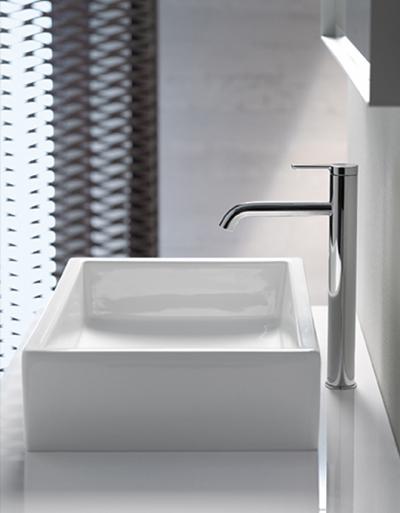 Duravit C.1 –  baterie do łazienki funkcjonalnej  i nowoczesnej