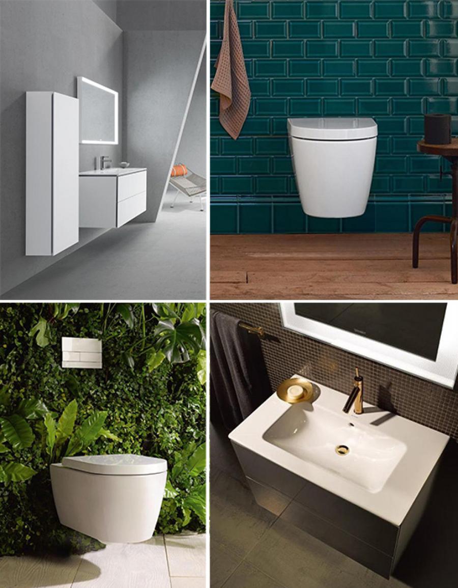 Duravit ME by Starck – aranżacje łazienek i inspiracje dla indywidualistów