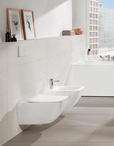 Villeroy&Boch Venticello inspiruje i zachwyca! Umywalka, miska WC, meble łazienkowe od V&B