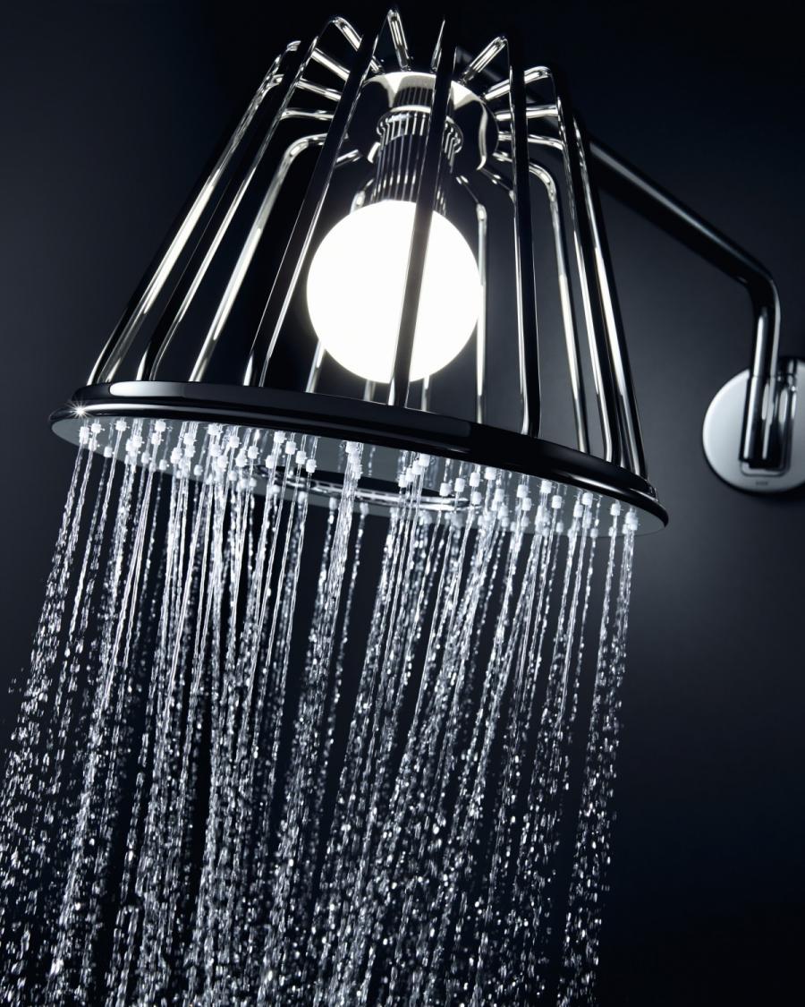 Deszczownica sufitowa czy ścienna - co wybrać dla większych doznań podczas kąpieli?
