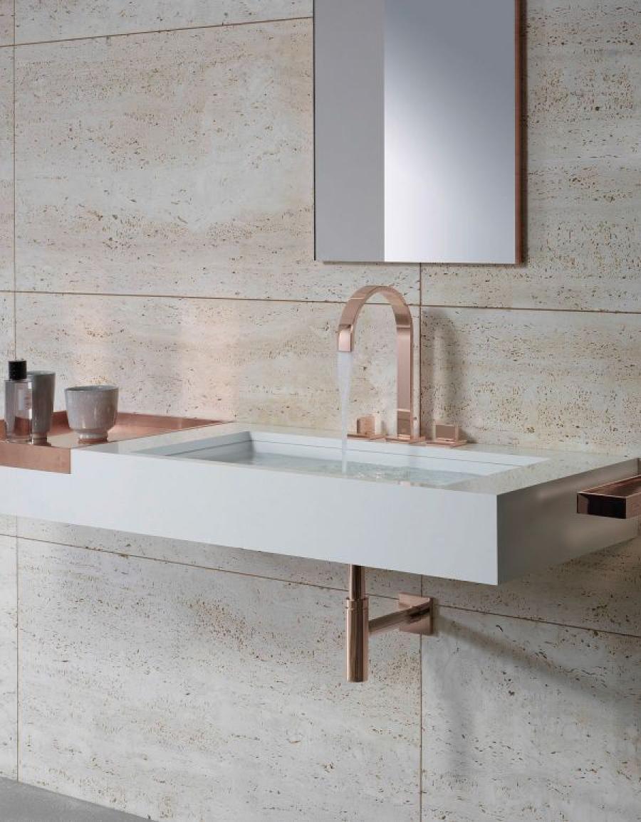 Dornbracht MEM – armatura łazienkowa do nowoczesnych wnętrz