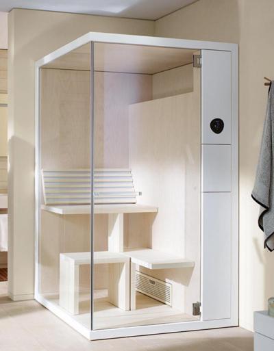 Sauna domowa Duravit Inipi – stylowe SPA w Twoim domu!
