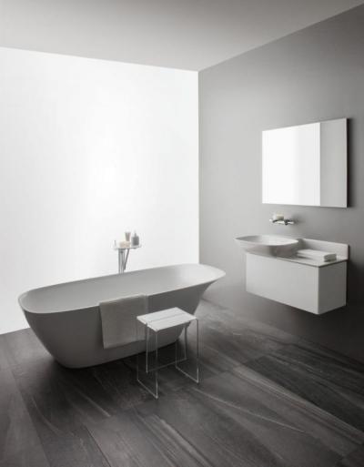 Laufen Ino – ceramika łazienkowa idealna do minimalistycznych wnętrz