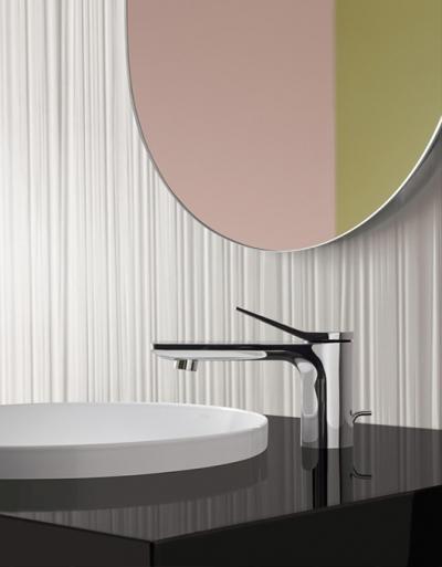 Dornbracht Lisse, czyli urzeczywistnienie stylu w pokoju kąpielowym