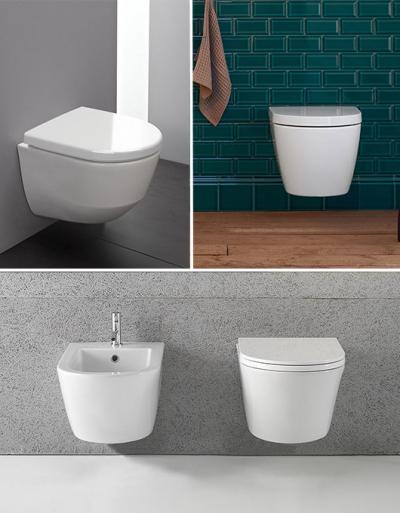 ✅ 6 najlepszych propozycji: ⭐ TOP miska WC krótka bez kołnierza. Małe WC kompaktowe oszczędzające miejsce w łazience. Zobacz ranking!