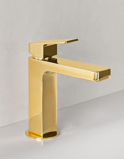 TOP 16: złota bateria umywalkowa! Wybieramy najlepsze złote baterie łazienkowe