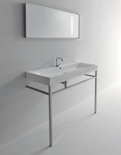 Kerasan Cento – umywalka, miska WC i bidet w wielu stylowych odsłonach!