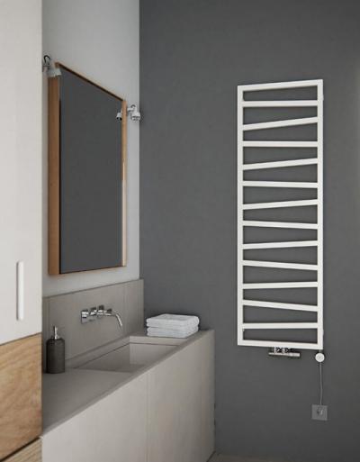 Grzejnik łazienkowy Terma ZigZag – dlaczego warto go wybrać?