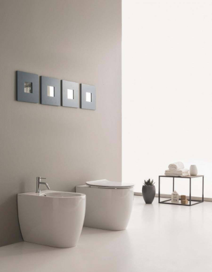 Scarabeo Moon – włoska ceramika sanitarna do każdej łazienki