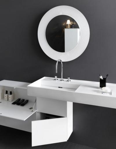 Kartell by Laufen – szwajcarska jakość i klasyka designu w projekcie łazienki