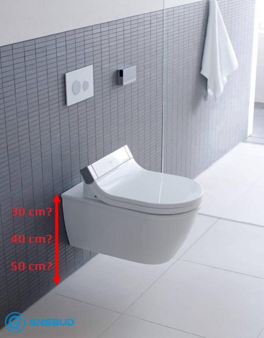 ⚫⚫⚫ Na jakiej wysokości miska WC podwieszana? ⚫ Forum, Blog, Opinie, Normy w łazience tylko na www.Gnsbud.pl!