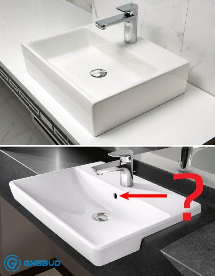 ⚫⚫⚫ Umywalka bez przelewu - co to znaczy? ⚫ Forum, Blog, Opinie, Normy w łazience tylko na www.Gnsbud.pl!