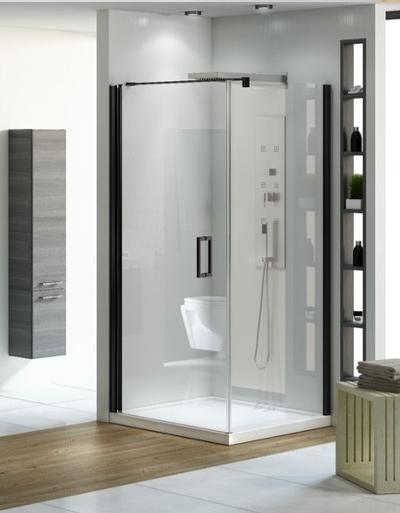 Czarna kabina prysznicowa New Trendy! Poznaj najciekawsze modele producenta