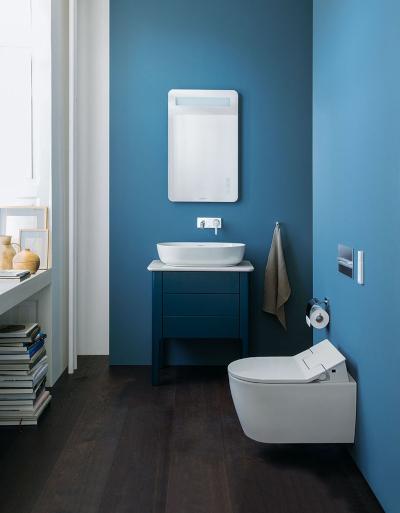14 inspiracji – niebieska łazienka. Aranżacje i pomysły na łazienkę w kolorze niebieskim!